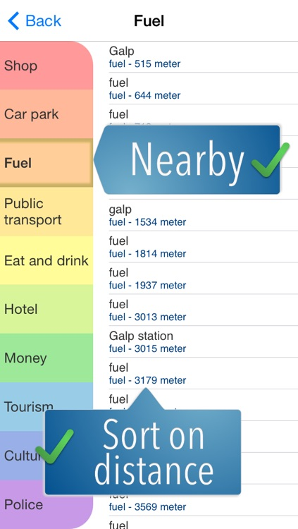 Portugal Travelmapp screenshot-4