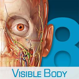 Ícone do app Human Anatomy Atlas – 3D Anatomical Model of the Human Body