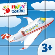Activities of Airport 9 Pieces Puzzle Set  - Game for Kids by HappyTouch® Free