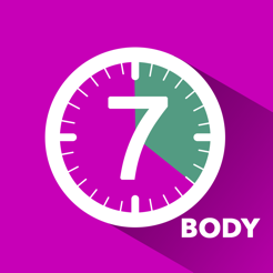 ‎Women's 7 Minute Body - Tone up & get fit in just seven minutes a day!