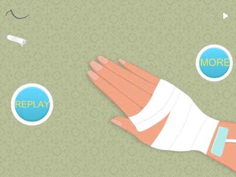Hand Surgeon : First Aid-ipad-1