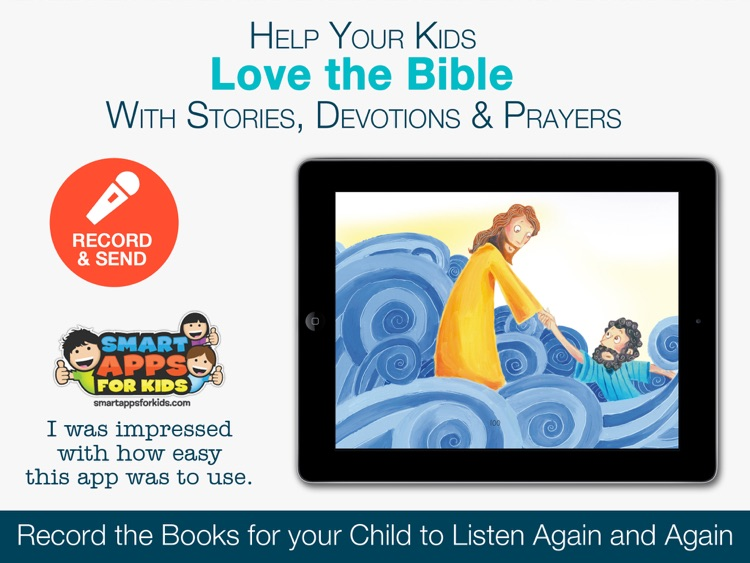 101 Christian Books LuvYa Recorder for Kids – Record your Children's Bibles, Devotions and Prayers