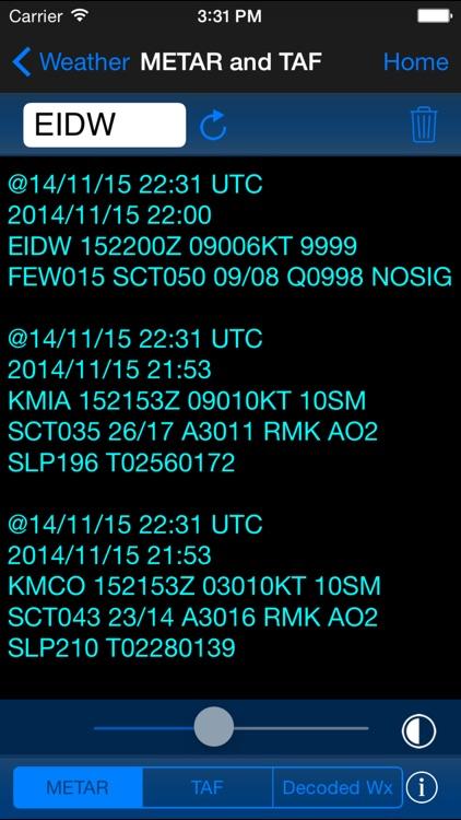 FlyBy E6B screenshot-3