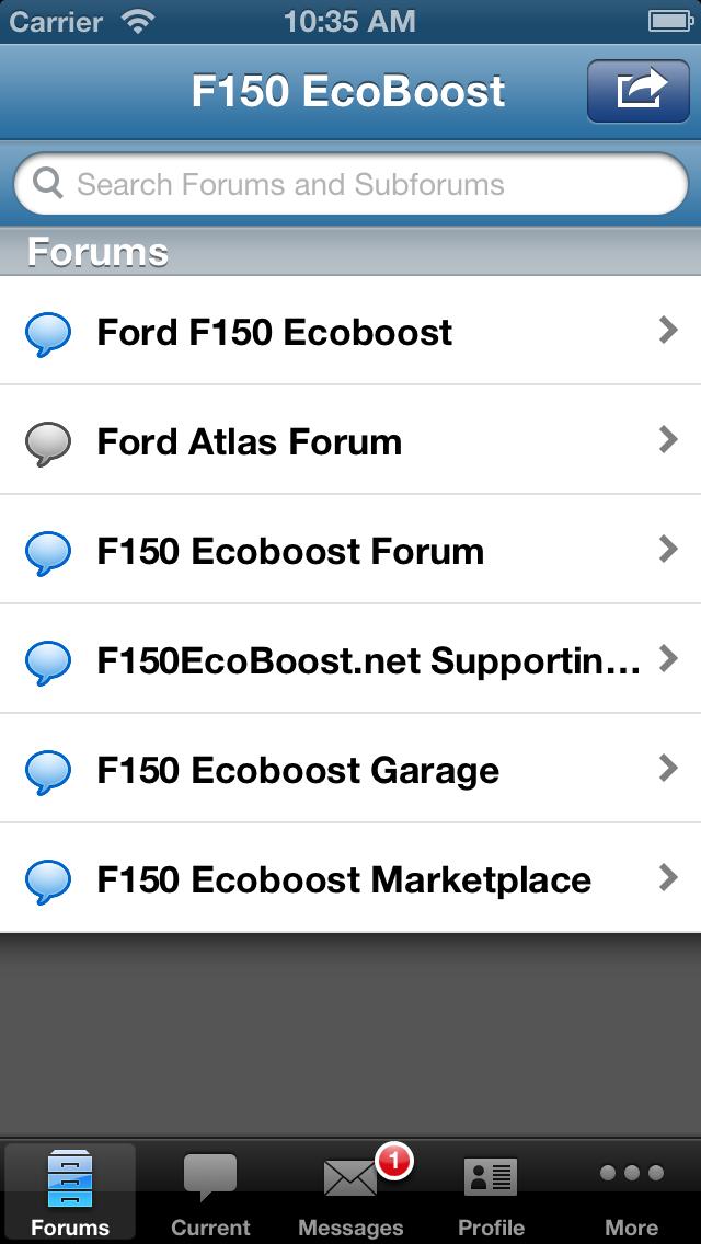 F150EcoBoost.net Forum screenshot two