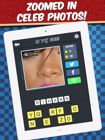 Zoomed In Celebrities Quiz The Best Free Word Game To Guess Famous