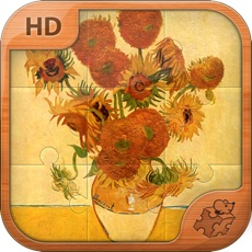 Activities of Vincent Van Gogh Jigsaw Puzzles  - Play with Paintings. Prominent Masterpieces to recognize and put ...
