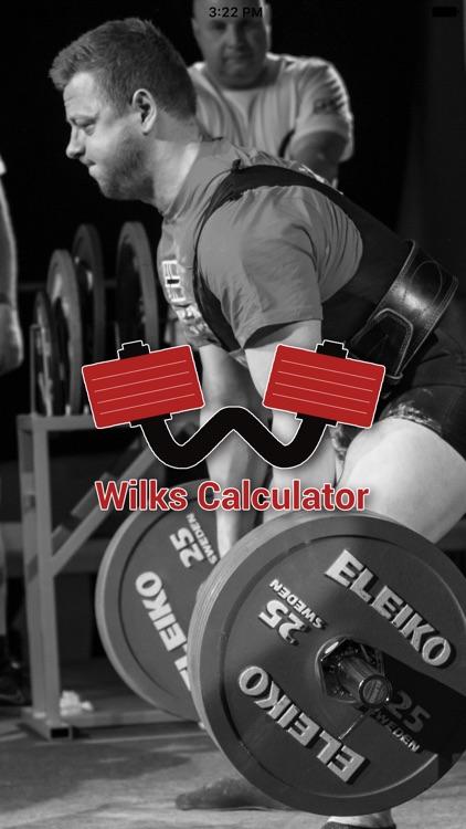Wilks Calculator - Powerlifting