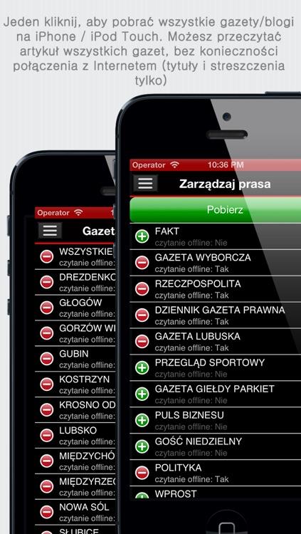 Polskie Gazety+ (Polish Newspapers+ by sunflowerapps)