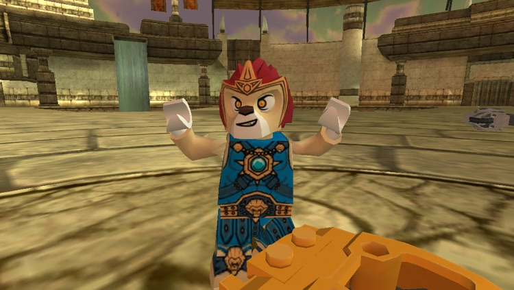 LEGO® Legends of CHIMA: Speedorz™ screenshot-1