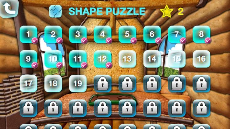 YumYum Shape Puzzle screenshot-3