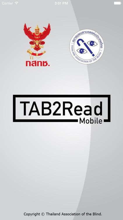 TAB2Read Mobile EN