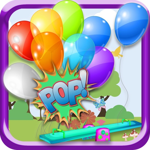 Balloon Pop Jump Game – Full Version