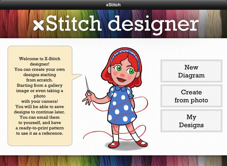 xStitch Designer