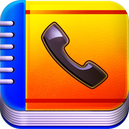 Address Book Replacement Lite Icon