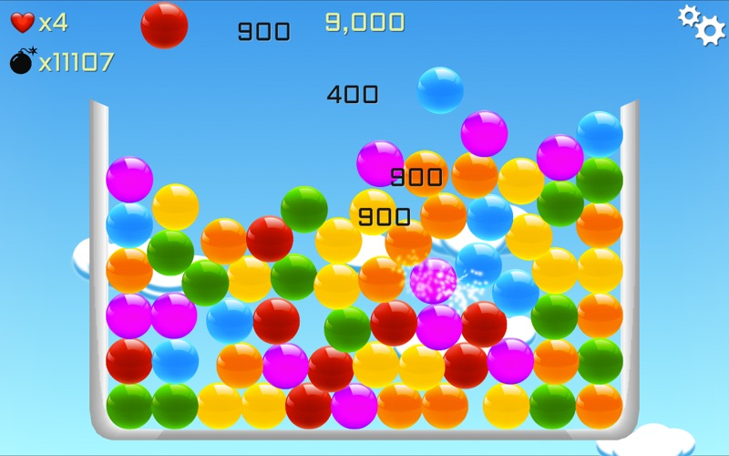 Double Bubble Trouble Screenshot