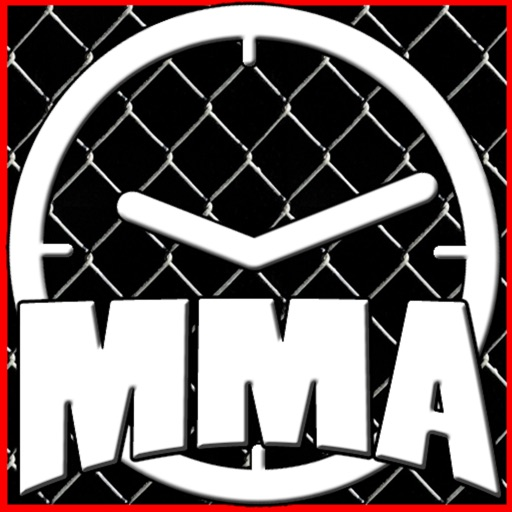 MMA Timer - Pro Mixed Martial Arts Round & Interval Timer