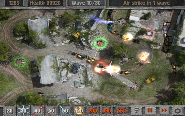 Defense Zone 2 Screenshot