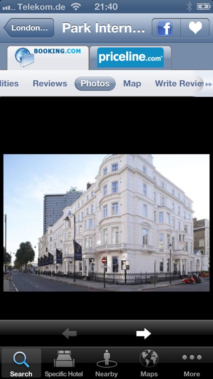 Hotel Booker screenshot-3