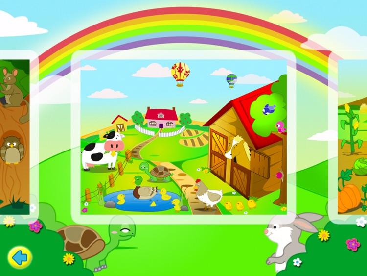 Farm Jigsaw Puzzles 123 iPad screenshot-3