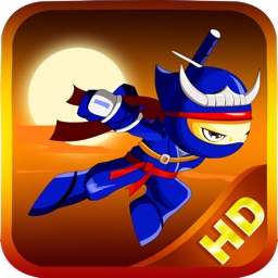 A Ninja Destiny Run and Jump on the Roof - Free Multiplayer Nextpeer L&E