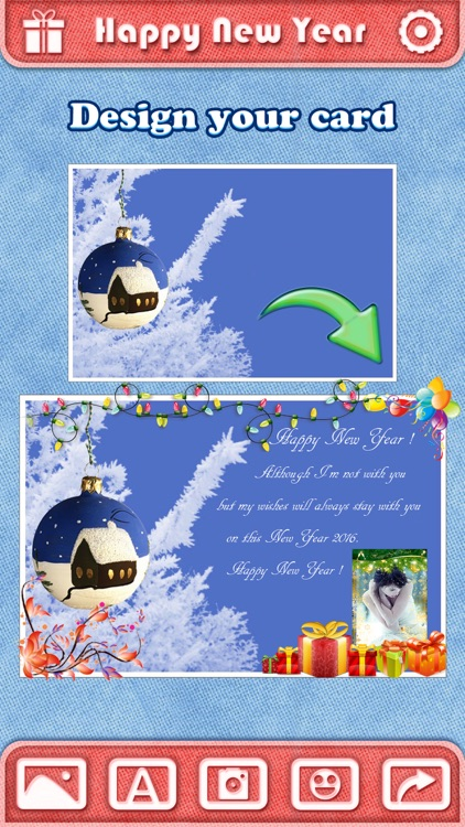 Love Greeting Cards Maker - Collage Photo with Holiday Frames, Quotes & Stickers to Send Wishes screenshot-3