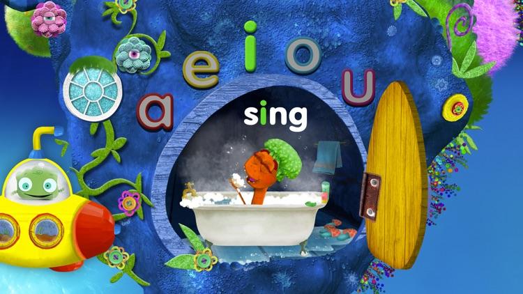 Tiggly Submarine: Preschool ABC Game screenshot-0