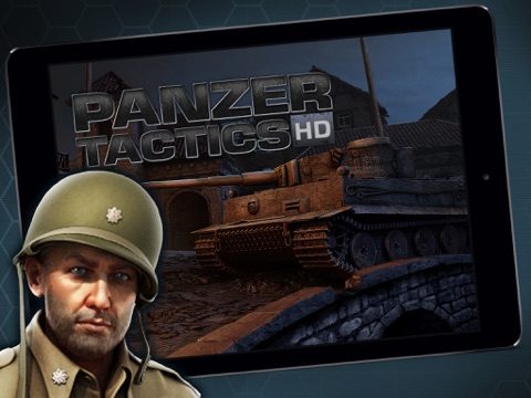 Panzer Tactics HD Screenshot