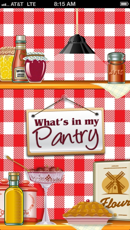 What's In My Pantry?