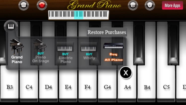 Real Piano 3D screenshot-1
