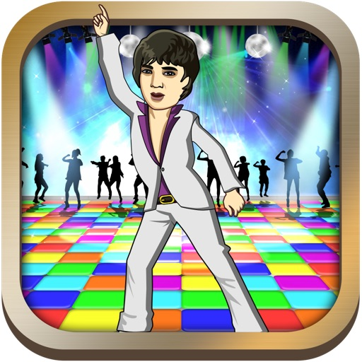 Disco Style Runner - Saturday Night Race & Dancing Game