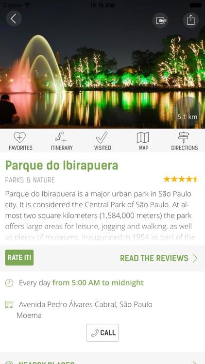 São Paulo Travel Guide (with Offline Maps) - mTrip screenshot-4