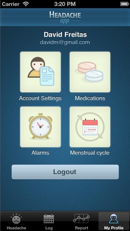 Headache App
