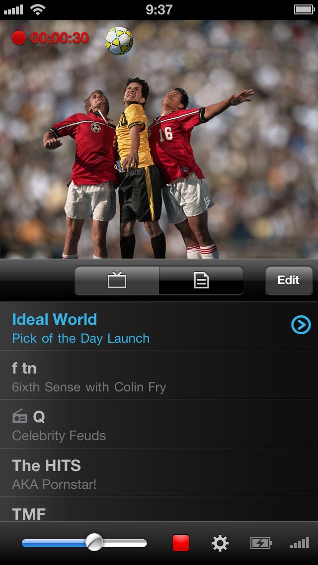 tivizen DVB-T Wi-Fi screenshot one