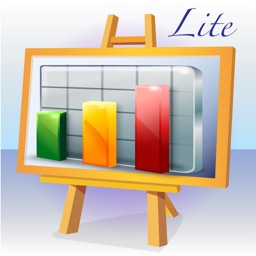 PointsentationLite-Free presentation app supports spreadsheets and charts