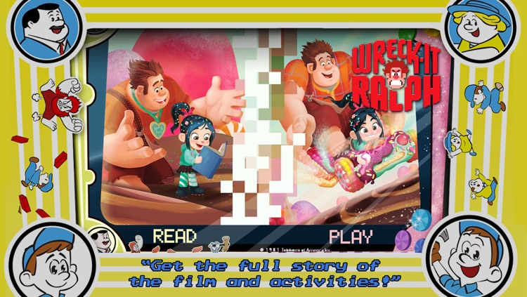 Wreck-It Ralph Storybook Deluxe