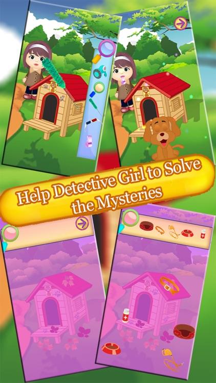 Agent Girl Spy - Pet Detective screenshot-4