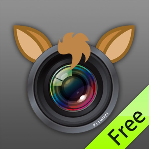Camera HD Lite for baby icon