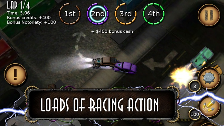 Reckless Death Race - Road Rally Racing screenshot-3
