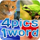 4 Pics 1 Word, Brain Challenge icon