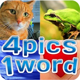 4 Pics 1 Word, Brain Challenge