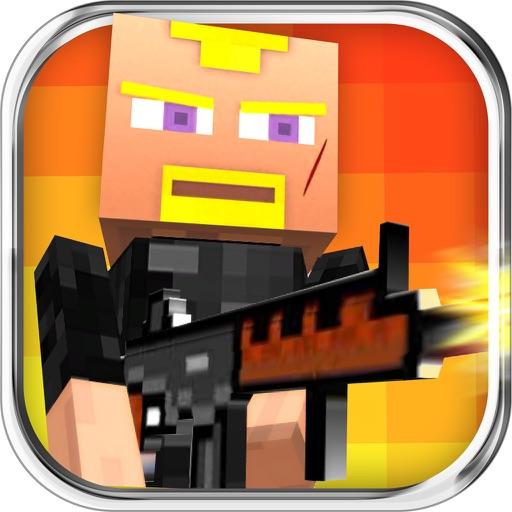 Pixel Combat : 3D Block Wars