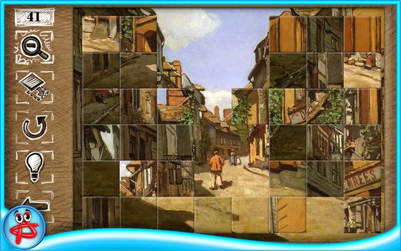 Greatest Artists Jigsaw Puzzle screenshot 4