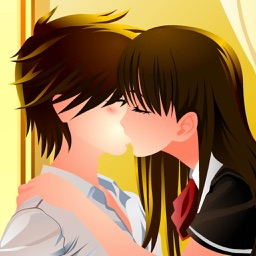 Lover Kiss In Class