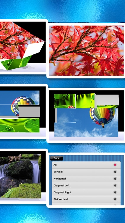 3D Photo Slideshow Viewer Free screenshot-4