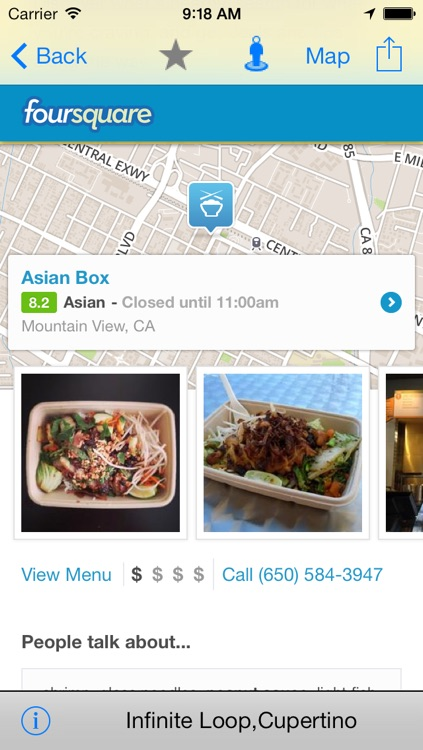 Nearby Food - Restaurant Finder screenshot-2