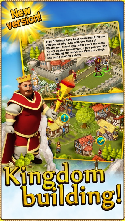 Rule the Kingdom HD screenshot-4