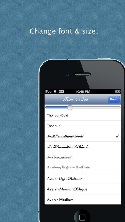 "LongTwit - ""Convert text to image for Twitter, Facebook & Weibo"" screenshot-4"