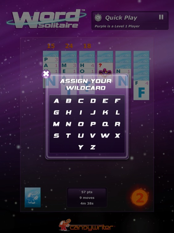 Word Solitaire HD screenshot-4