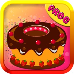 Cake Maker Free - Cooking Games for Star Girl and Kids