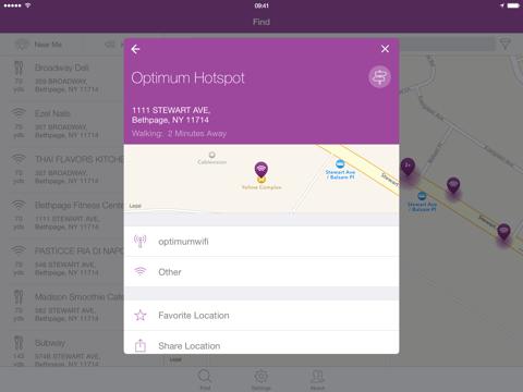 Optimum WiFi Hotspot Finder - Revenue & Download estimates - Apple